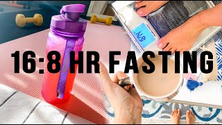 How To Start Intermittent Fasting For Weight Loss - Beginners Guide | Ashley Salvatori
