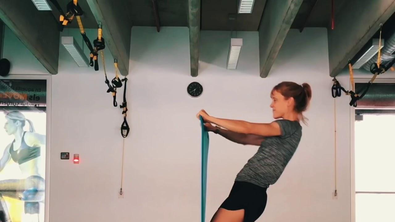💡Ideas (poco comunes) de #ejercicios con #colchoneta 😉