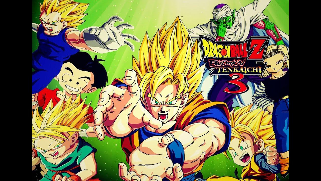 Dragon Ball Z: Budokai Tenkaichi 3 Soundtrack Part 1