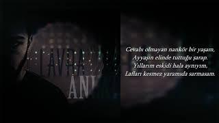 Kubilay Varan - Anlat (Lyric Video/2017)