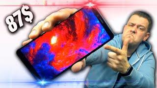 Лучший Бюджетный Смартфон на Snapdragon за 87 баксов, с Хорошей Камерой! 4/64 4050mAh, Lenovo K5 Pro