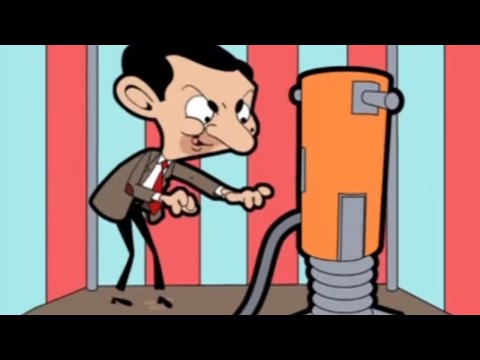 Roadworks | Full Episode | Mr. Bean Official Cartoon