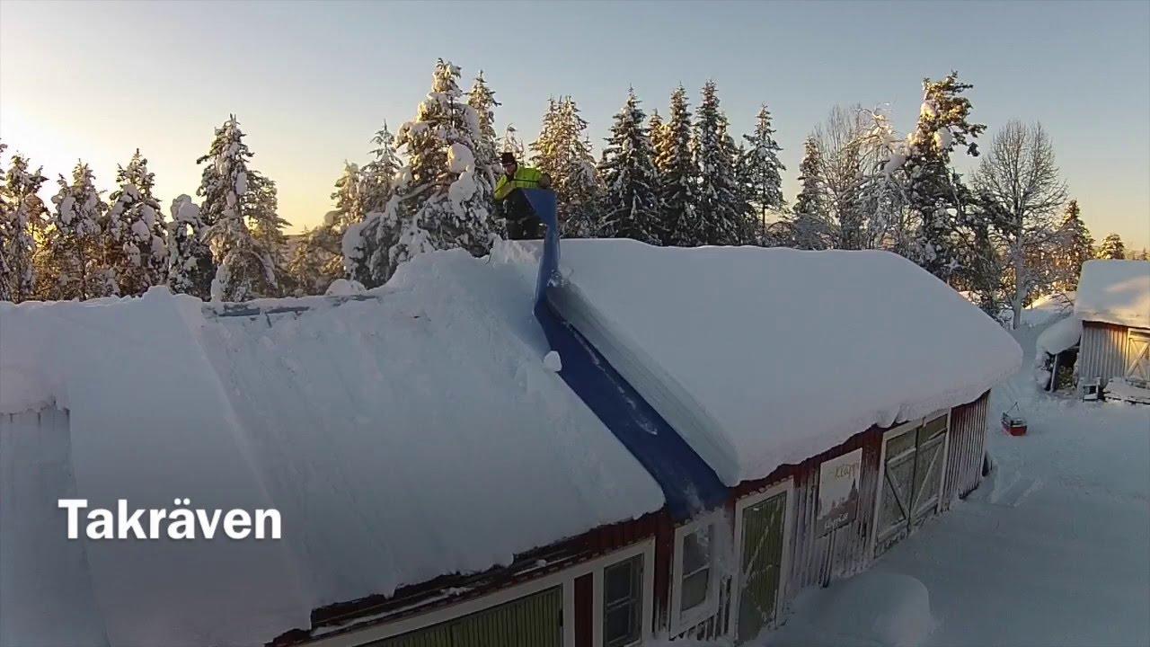 Omtalade Takräv i arbete hos Kläppi i Nilivaara - YouTube AG-88
