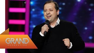 Emir Habibovic - Ne kucaj na vrata - HH - (TV Grand 27.11.2018.)