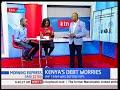 The International Monetary fund has warned that Kenya is drifting towards debt