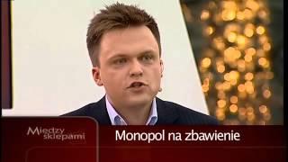 Między Sklepami - Szymon Hołownia  (monopol na zbawienie)