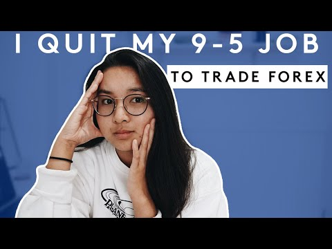 I Quit My Job To Trade Full-Time