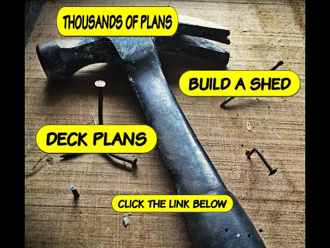Wood Working Tips - 5 Must-Have Woodworking Tools For Beginners Diy | Build A Deck Tips