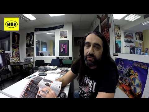 Judas Priest, Cane Hill, Visigoth, Septic Flesh (TV WAR 21/1/18)