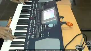 Mune ekli jani ne (Instrumental) on Korg PA500 by R. I. Jadeja