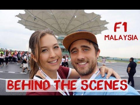 Malaysia F1 | Behind The Scenes Sepang Formula 1 | Malaysia Vlog 10
