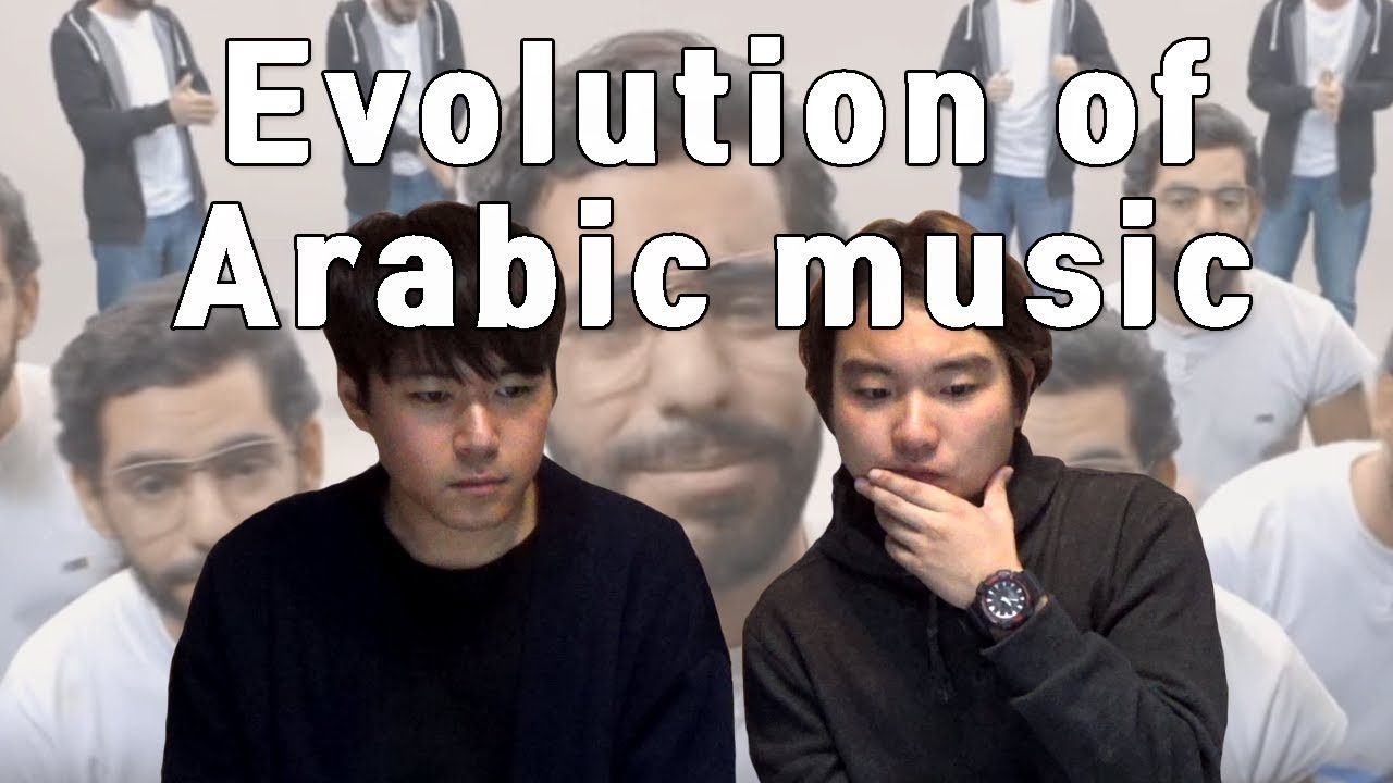 Korean React to Evolution of Arabic Music Alaa Wardi