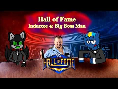 Wrestling Thumbnail Ep 8 - WrestleMania 32 Prediction & Hall of Fame Discussion