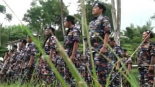 pasukan gmbi bersama sabara musik batang