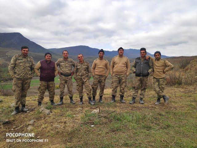 44 gunluk VƏTƏN MÜHARİBƏSİNDƏN qayıdan Seymur Agazade İsmayıllıda Çoşqu ilə qarşılandı