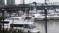 Riverplace Marina downtown Portland Oregon