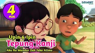 Download Tepung Kanji - Syahiba Saufa ( Aku Ra Mundur Dek Teko Atimu ) Upin Ipin Feat Bear Band #DNS