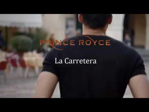 Prince Royce-La Carretera (Video Letra)2016.