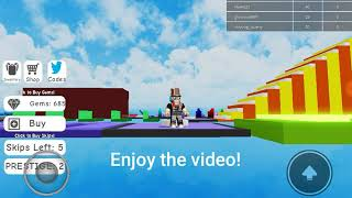 Roblox Mega Fun Obby 2 ❇ Stage 285 - 290