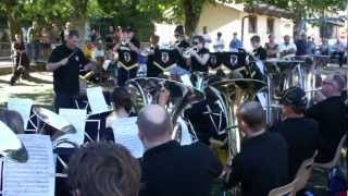 Andover Town Band   Two Imps   Bobbio Pellice   Italy