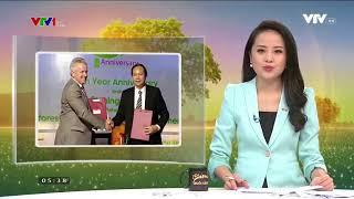 ICRAF Viet Nam office turns 10 - Vietnam Television (VTV1)