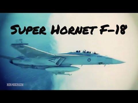 Australiens Super Hornet F-18