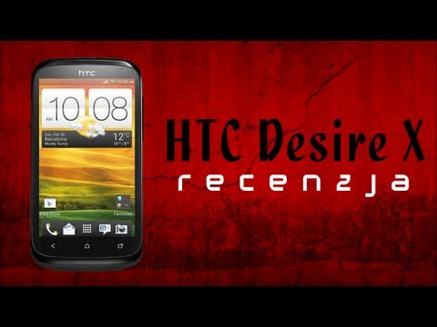 [Mobileo #25] Recenzja HTC Desire X | HTC Desire X Review