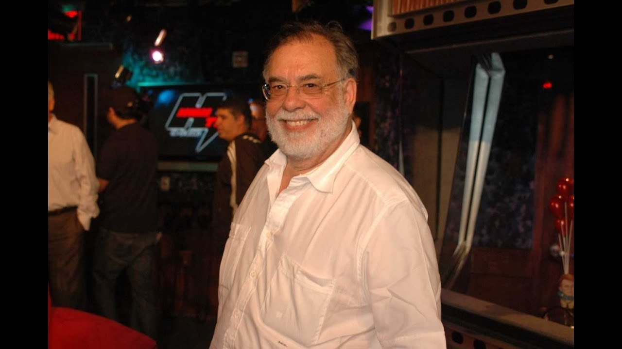 """Francis Ford Coppola Didn't Originally Want to Direct """"The Godfather"""""""