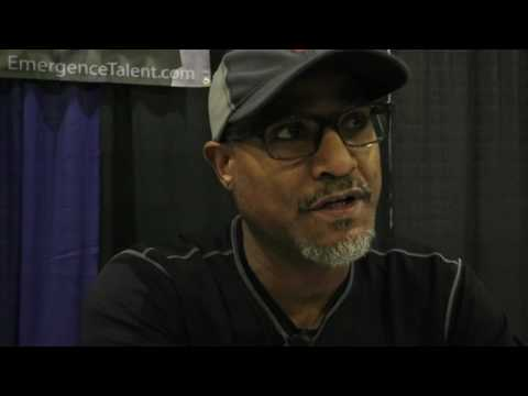 The Walking Dead! Exclusive  with actor Seth Gilliam