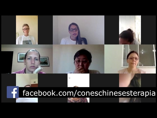 Suzy Belai preparada para atender Online CONES CHINESES®
