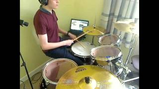 Green Day - nightlife drum cover