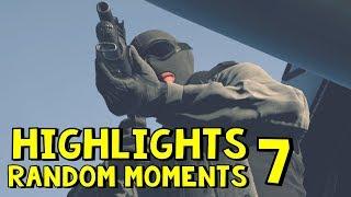 Highlights: Random Moments #7