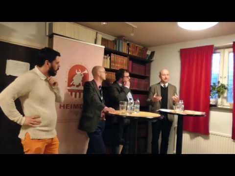 Paneldebatt: Högern och medierna