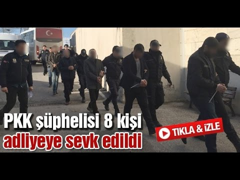 Sakarya'da PKK'lılar böyle yakalandı! -VİDEO