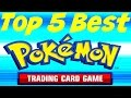 The Top 5 Best Pokemon Trading Card Game Sets of All Time