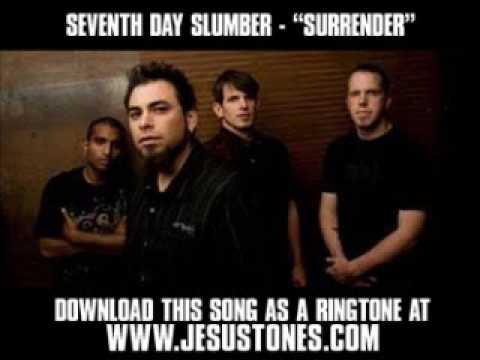 Surrender lyrics christian