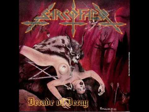 Sarcofago  Song for my death
