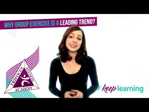Why group exercise is a leading trend