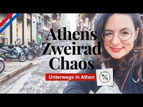 Mofas, Schmankerln und Raritäten | Unterwegs in Athen