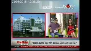 Talkshow Jamu Tetes Soman - Coffee Break