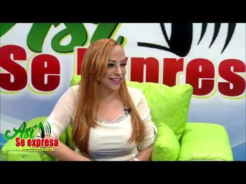 Entrevista: Así Se Expresa Katy Báez, aspirante alcaldesa SDE