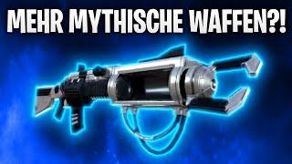 MEHR MYTHISCHE WAFFEN & ZAPOTRON SNIPER KOMMT ZURÜCK! 🔥 | Fortnite: Battle Royale