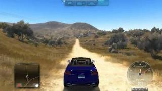 Test drive unlimited 2 demo gameplay
