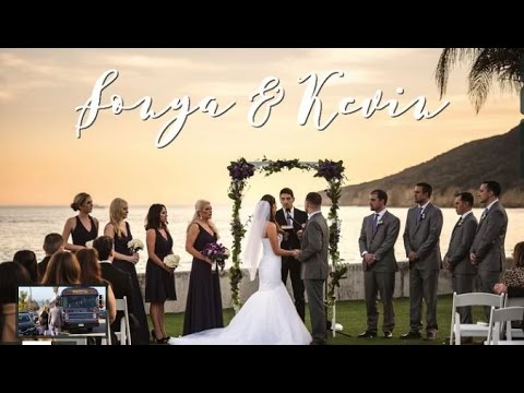 Oceanview Room Wedding Video Naval Base Point Loma, San Diego Military | Sonya & Kevin