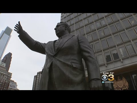 Philadelphia Announces Frank Rizzo Statue Will Be Moved To Different Location