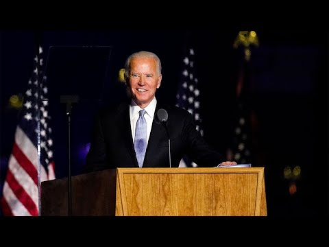 Watch President-elect Joe Biden's full acceptance speech I ABC7