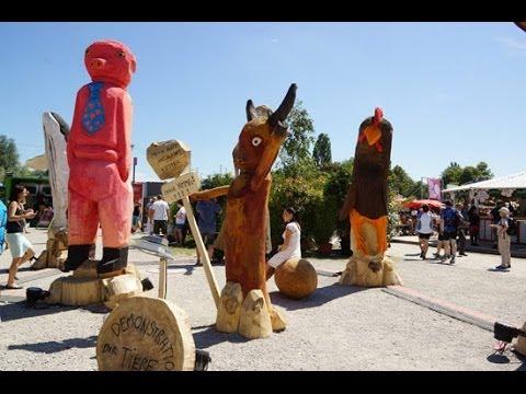 Tollwood Sommerfestival 2014 - Impressionen 06.07.2014