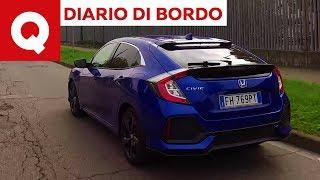 """Honda Civic 1.0: cos'è il """"Power of Dreams""""? - Diario di bordo: Day 2"""