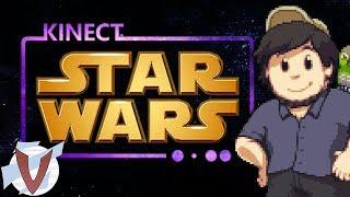 Star Wars Kinect [JonTron - RUS RVV]