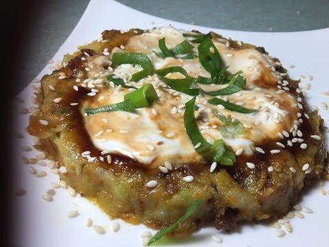 Okonomiyaki ビーガンお好み焼き – Vegan Wellbeing – Japanese Vegan